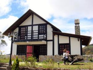 Casa En Ventaen La Colonia Tovar, Sector Potrero Perdido, Venezuela, VE RAH: 18-1595