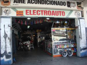 Empresa en Venta<br>Automotores<br>en Boleita Norte