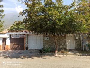 Casa En Venta En Caracas - Los Chorros Código FLEX: 20-8066 No.0