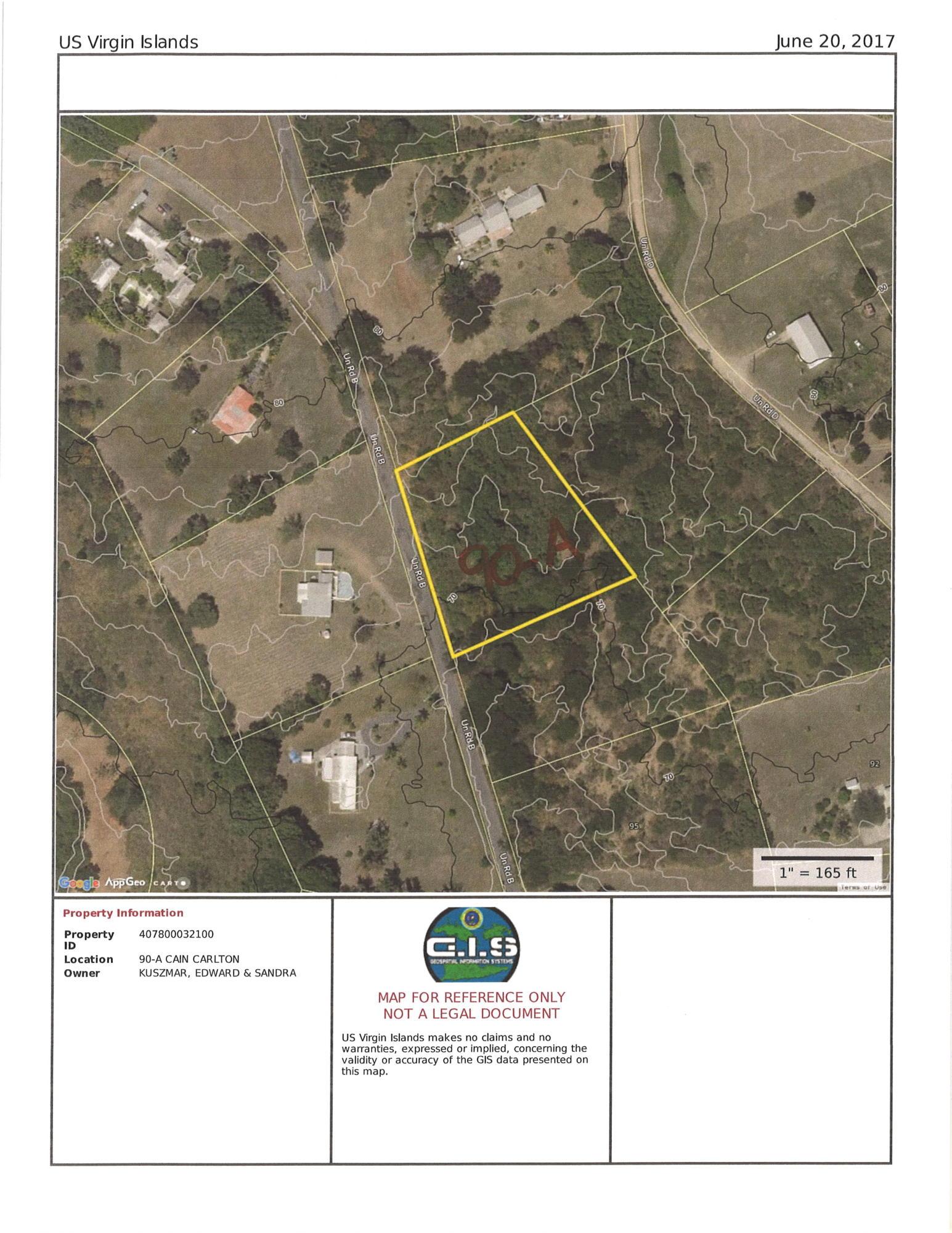 Land for Sale at 90A Carlton WE 90A Carlton WE St Croix, Virgin Islands 00840 United States Virgin Islands