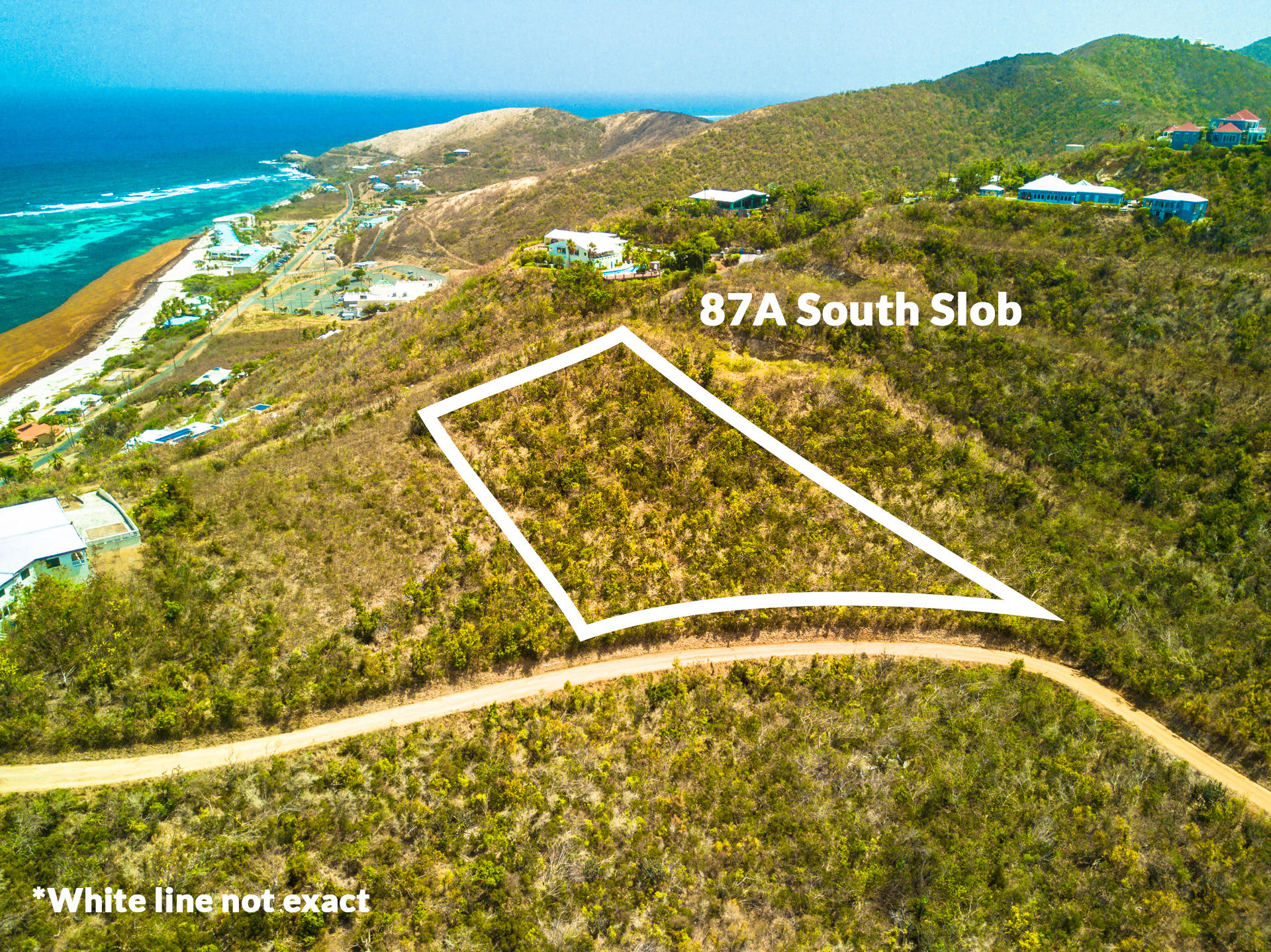 Land for Sale at 87A South Slob EB 87A South Slob EB St Croix, Virgin Islands 00820 United States Virgin Islands