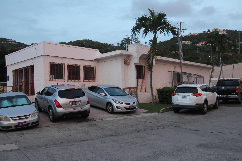 Commercial pour l à louer à 6L Thomas NEW 6L Thomas NEW St Thomas, Virgin Islands 00802 Isles Vierges Américaines