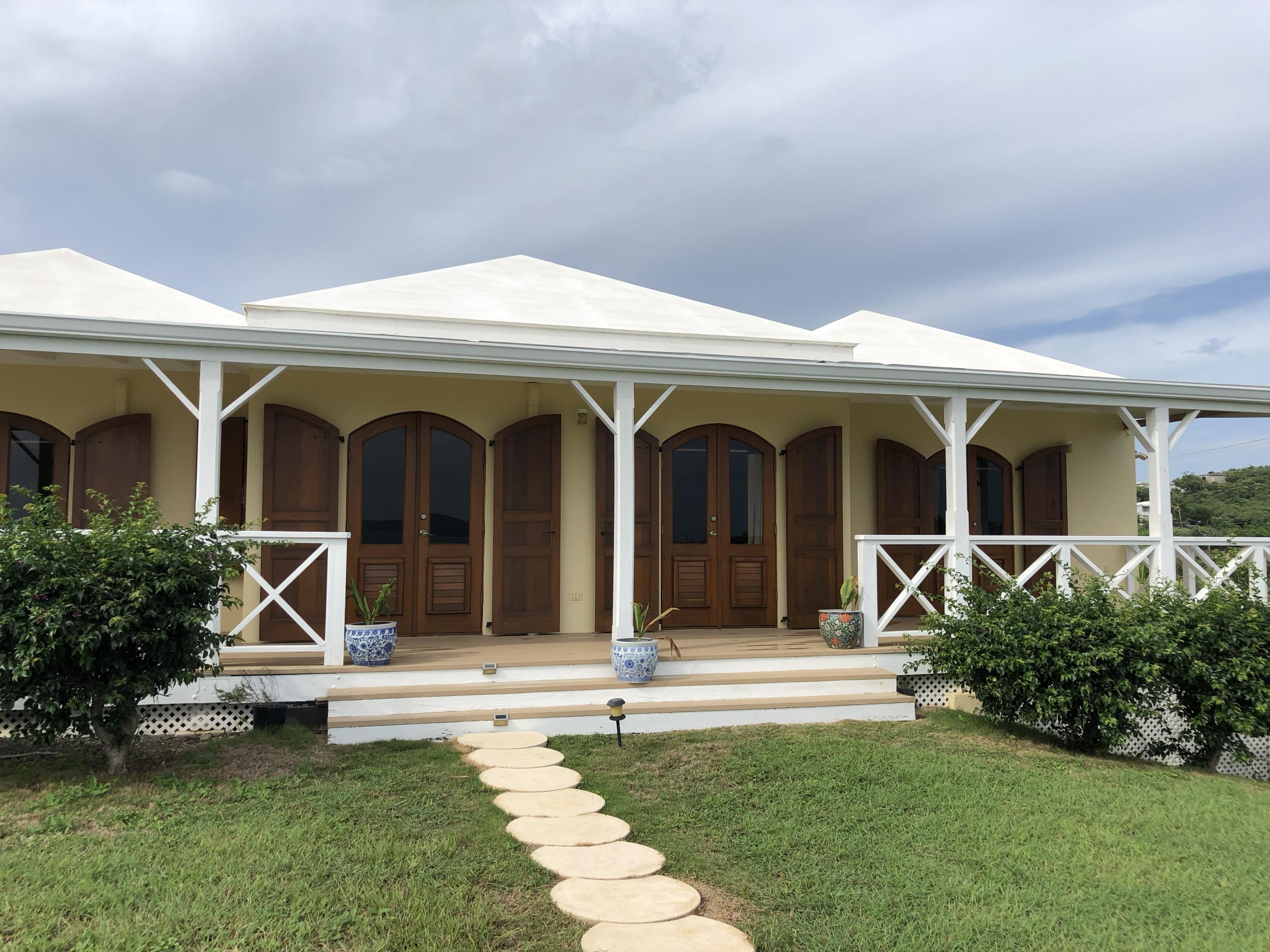 Single Family Home for Sale at 77 Green Cay EA 77 Green Cay EA St Croix, Virgin Islands 00820 United States Virgin Islands