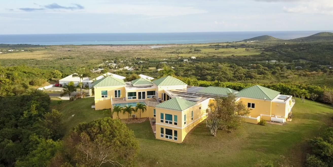 Single Family Home for Sale at 55 Marienhoj EA 55 Marienhoj EA St Croix, Virgin Islands 00820 United States Virgin Islands