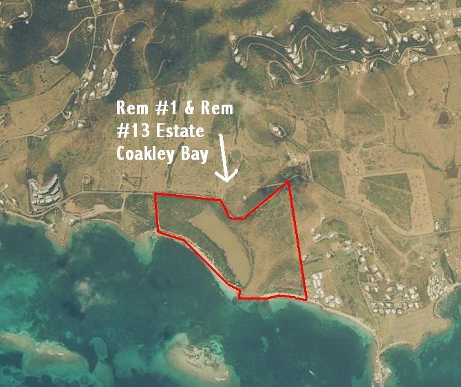 Land for Sale at 1 & 13 Coakley Bay EB 1 & 13 Coakley Bay EB St Croix, Virgin Islands 00820 United States Virgin Islands