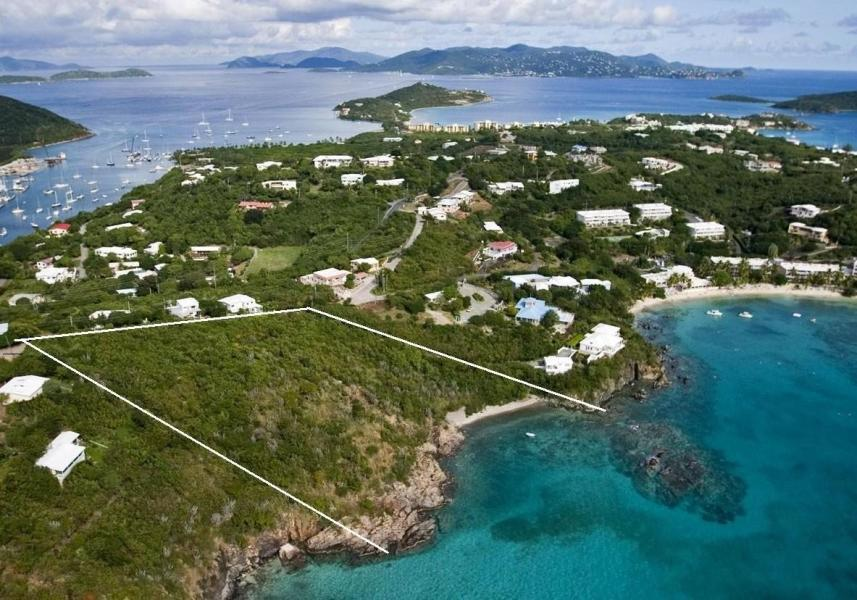 Land for Sale at 2C Nazareth RH 2C Nazareth RH St Thomas, Virgin Islands 00802 United States Virgin Islands