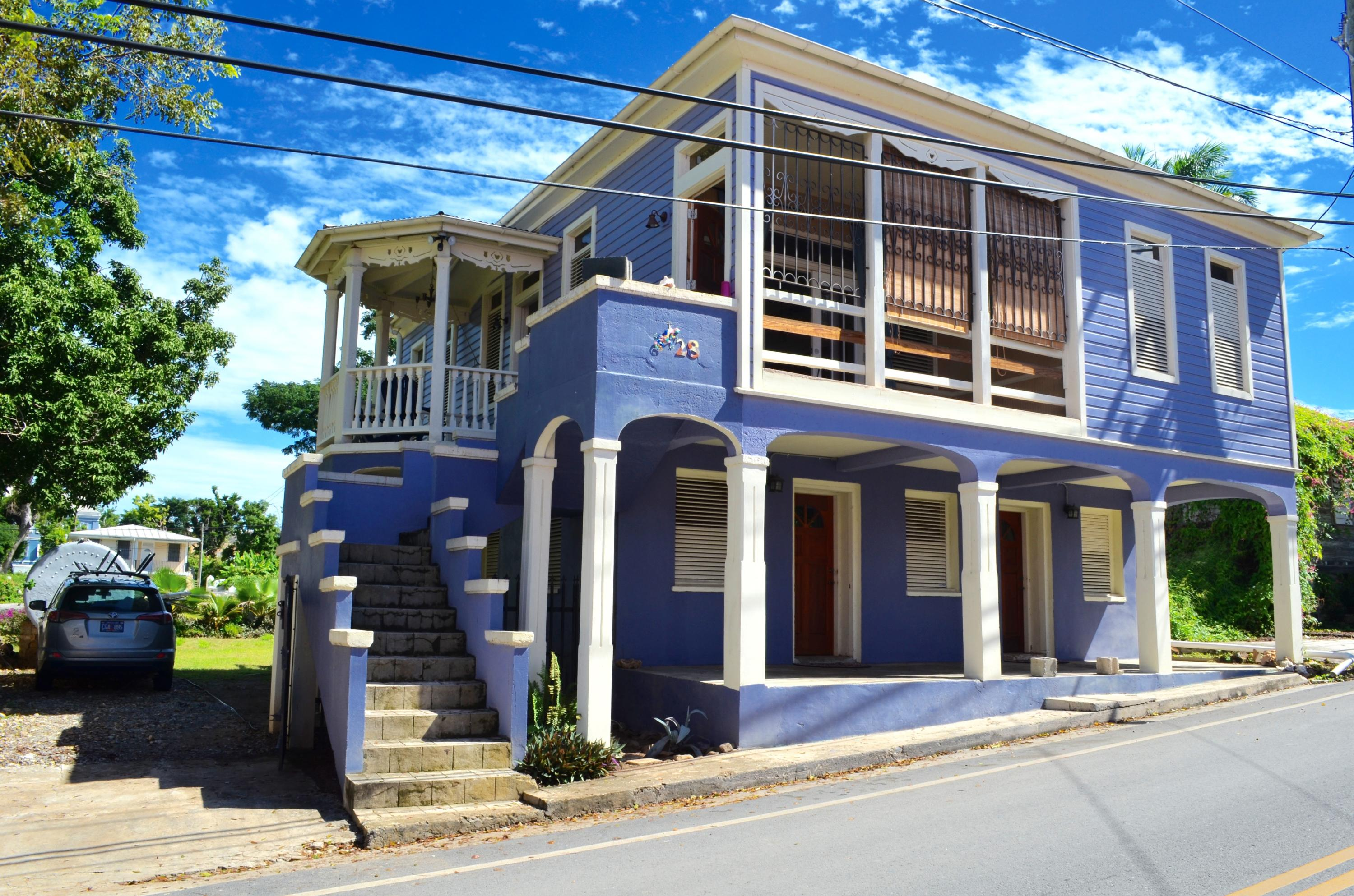 Multi-Family Home for Sale at 28 Queen Street F'STED 28 Queen Street F'STED St Croix, Virgin Islands 00840 United States Virgin Islands