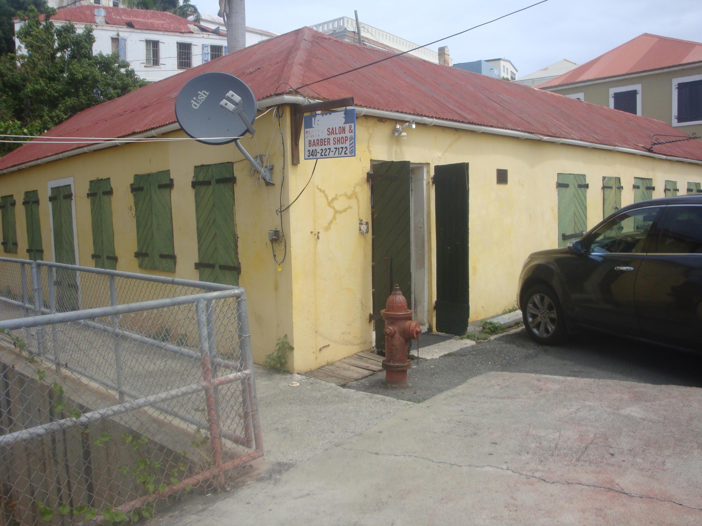 Commercial for Sale at 13 Wimmelskaft Gade QU 13 Wimmelskaft Gade QU St Thomas, Virgin Islands 00802 United States Virgin Islands