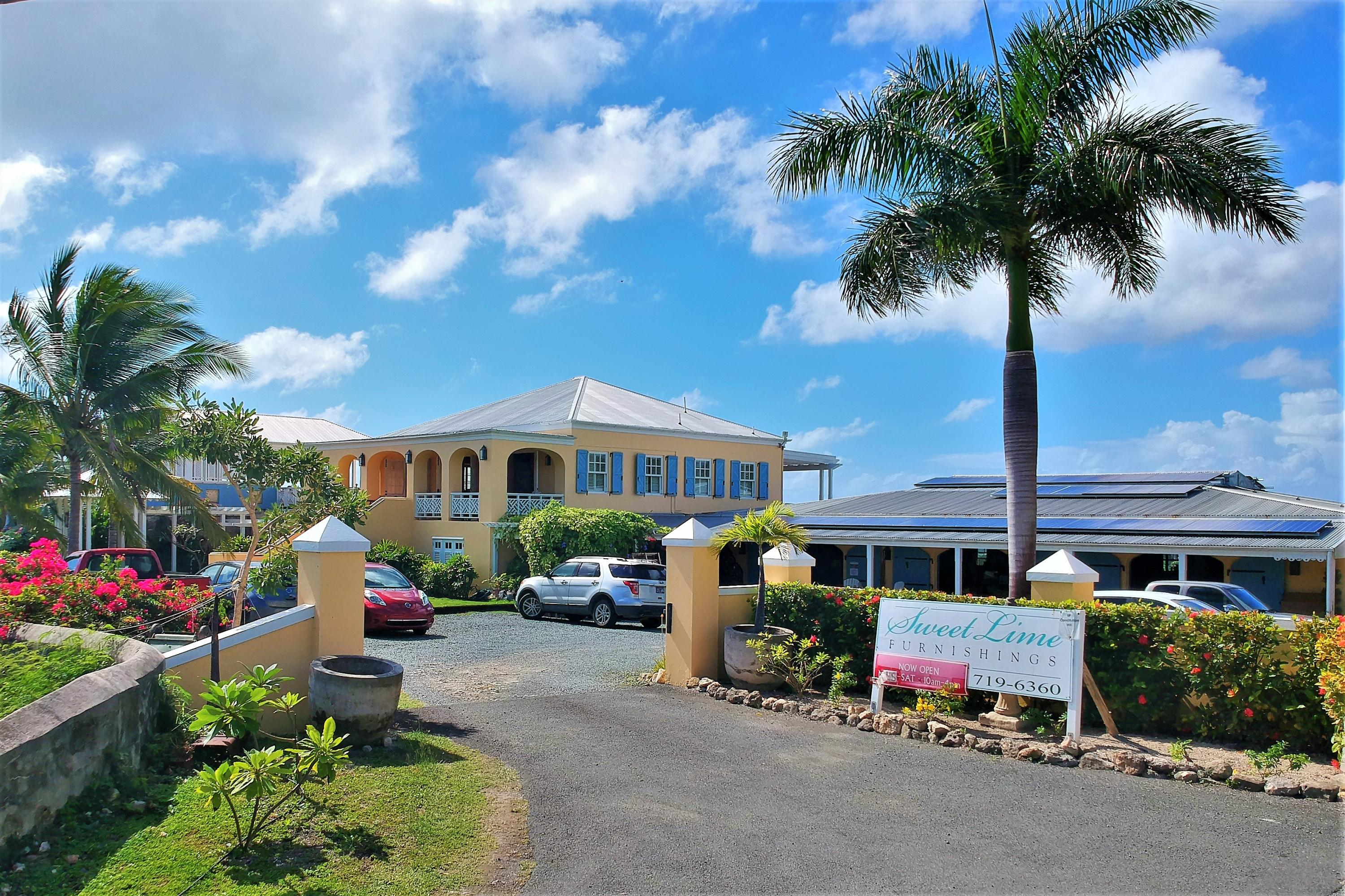 Multi-Family Home for Sale at 6F & 6G Constitution Hill QU 6F & 6G Constitution Hill QU St Croix, Virgin Islands 00820 United States Virgin Islands