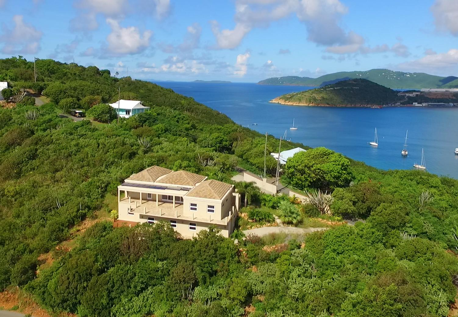 Single Family Home for Sale at 93 Water Island SS 93 Water Island SS St Thomas, Virgin Islands 00802 United States Virgin Islands