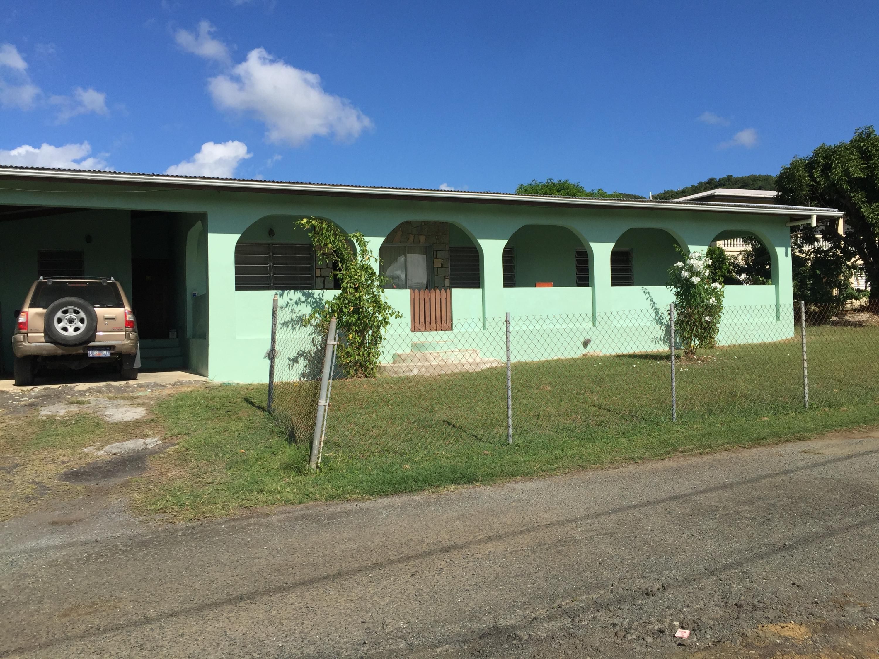 Single Family Home for Sale at 243 Hermon Hill CO 243 Hermon Hill CO St Croix, Virgin Islands 00820 United States Virgin Islands