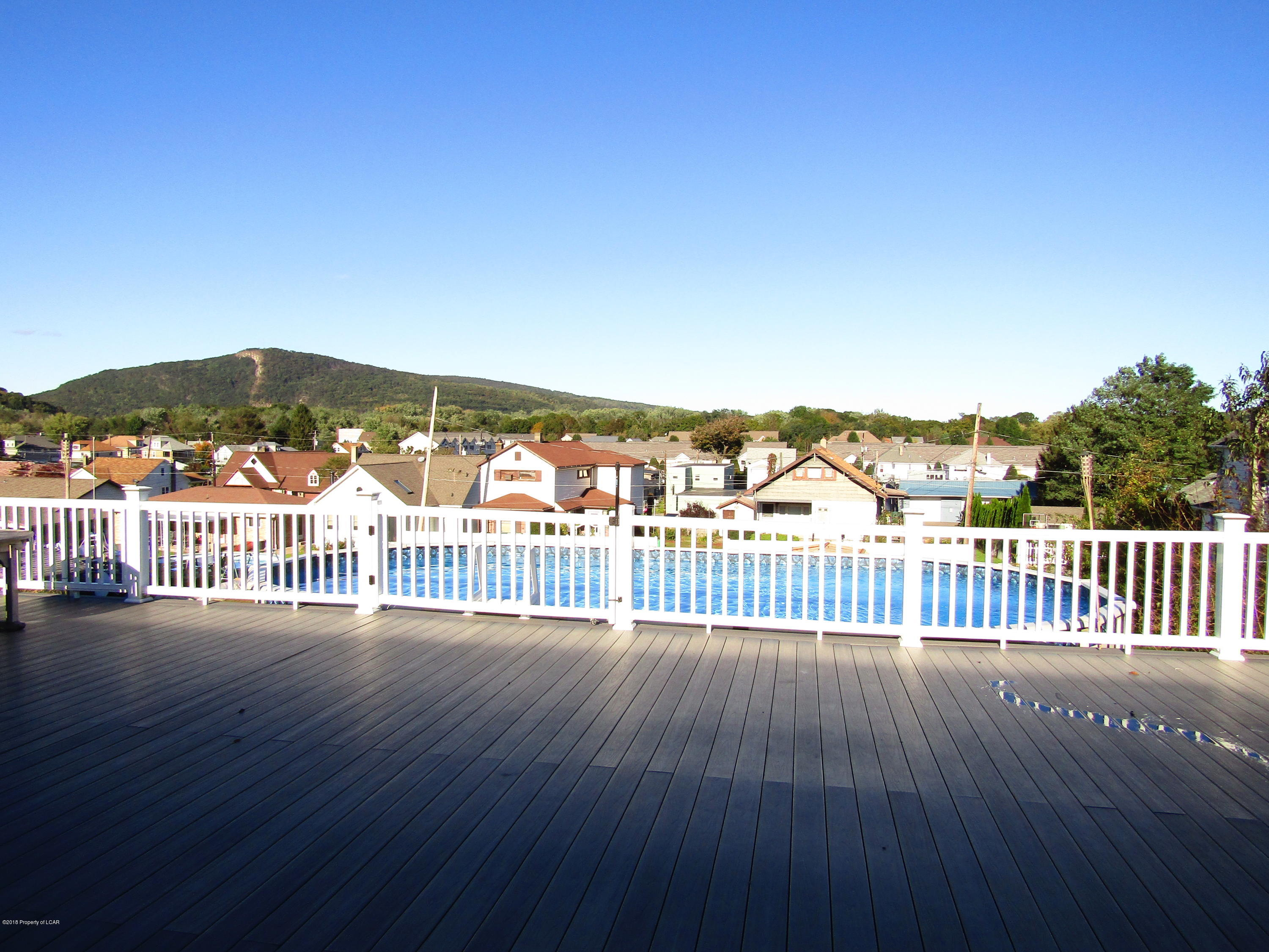 Deck and Pool