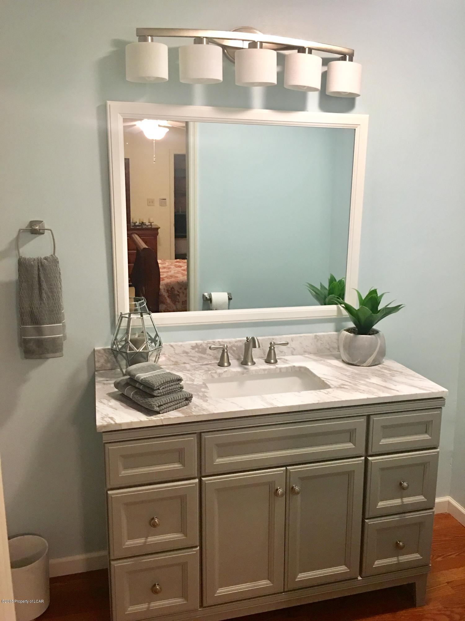 Newly renovated Master Bath