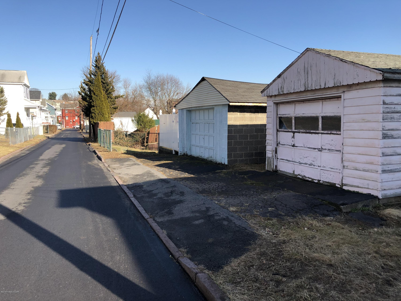 Rear Alley