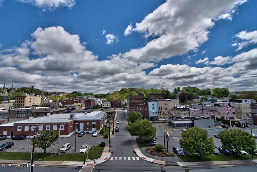 View of Pittston City