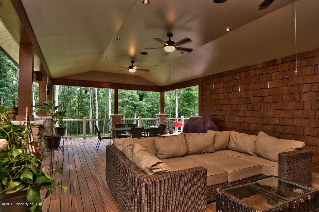 Covered Deck