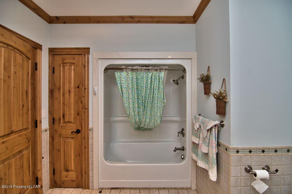 1st Floor Full Bath