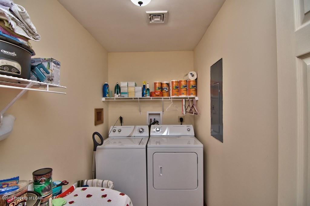 Inlaw Suite Laundry Room
