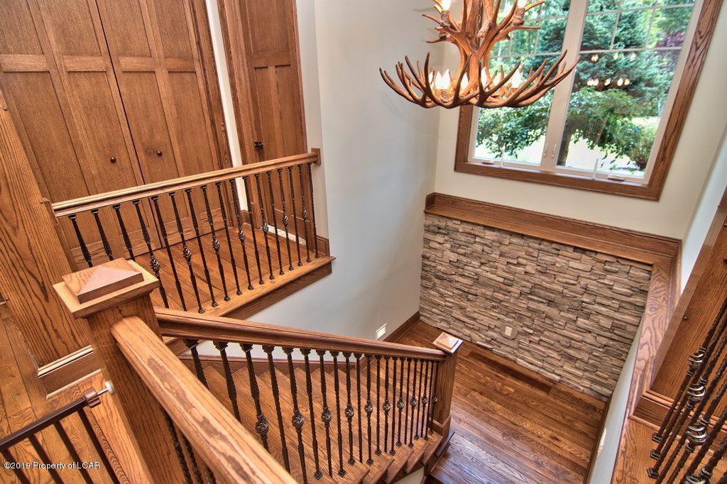 Stairway to 2nd Floor