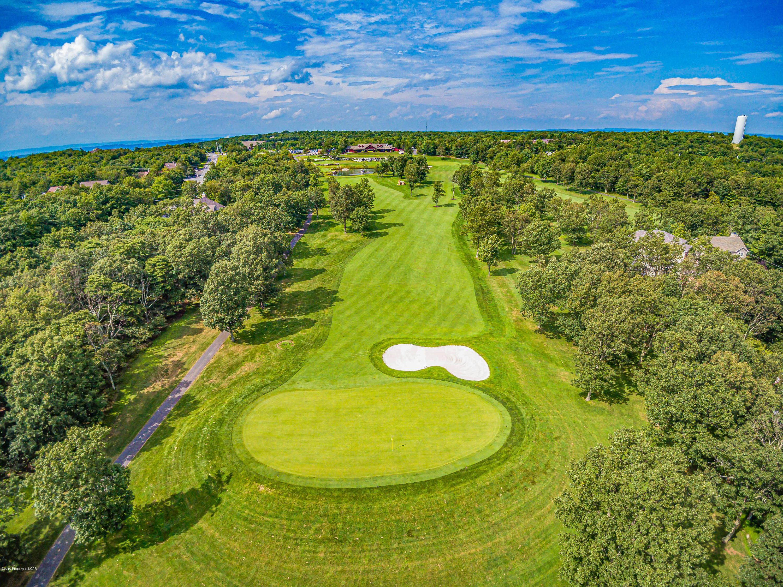 Exterior Aerial Golf Course