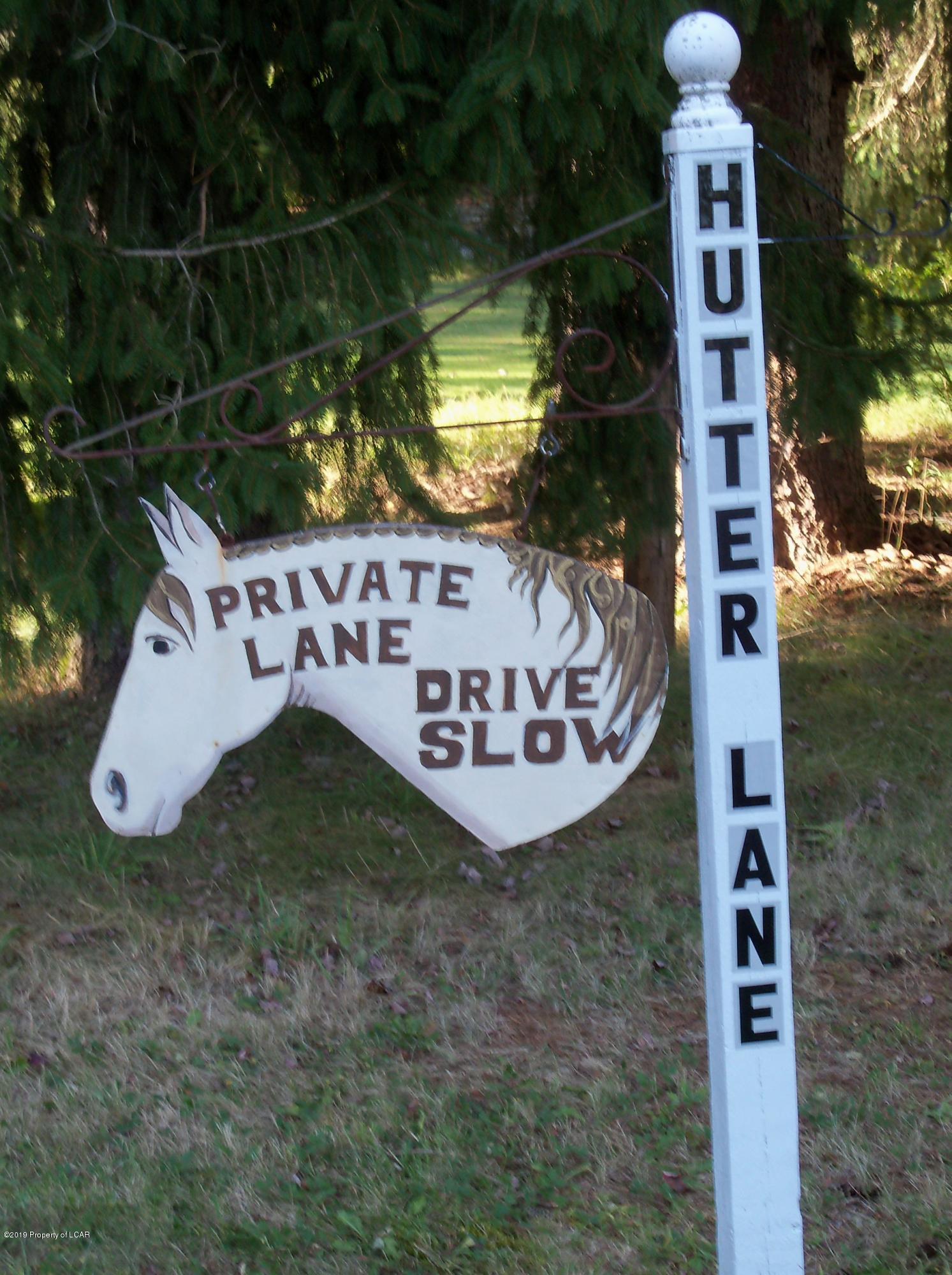 Hutter Lane