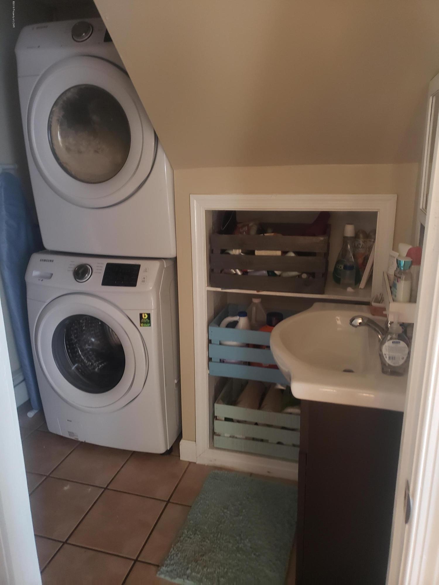 laundry, bathroom