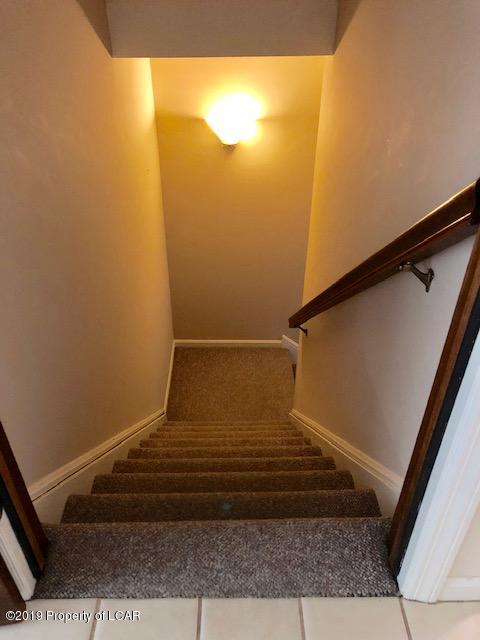 Stairs to Finished Lower Level