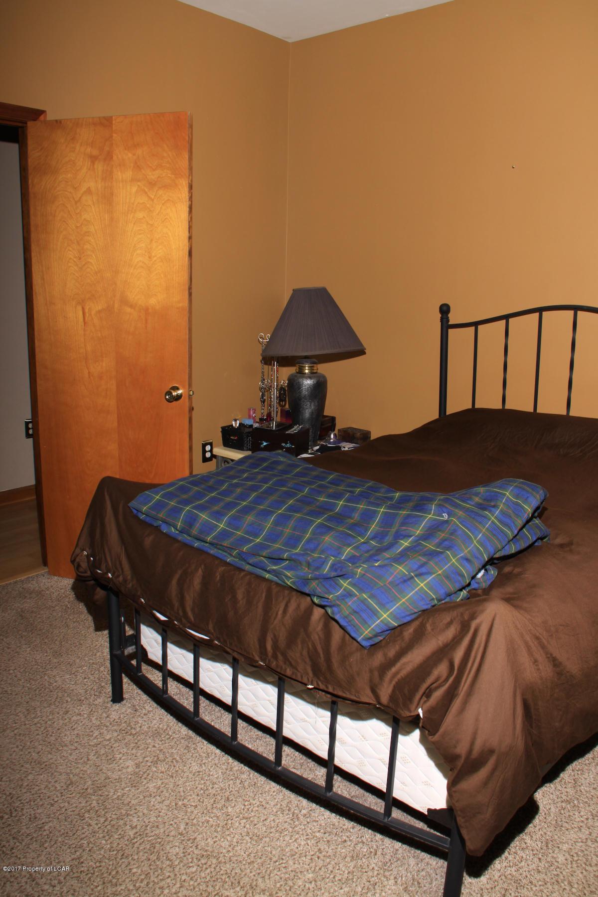 TWO BEDROOM APT.