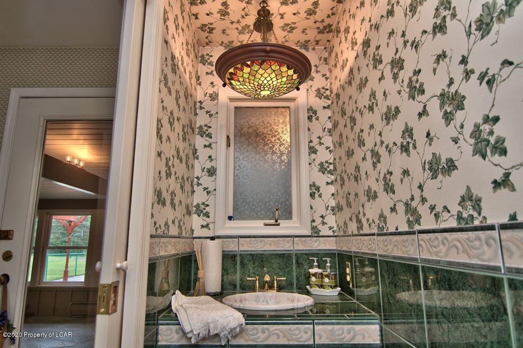 1st Floor Mudroom Half Bath