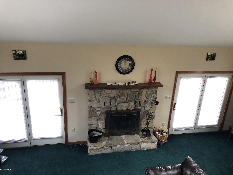 Huron Fireplace