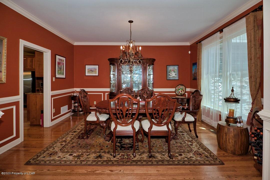 Timber Grove Dining Room