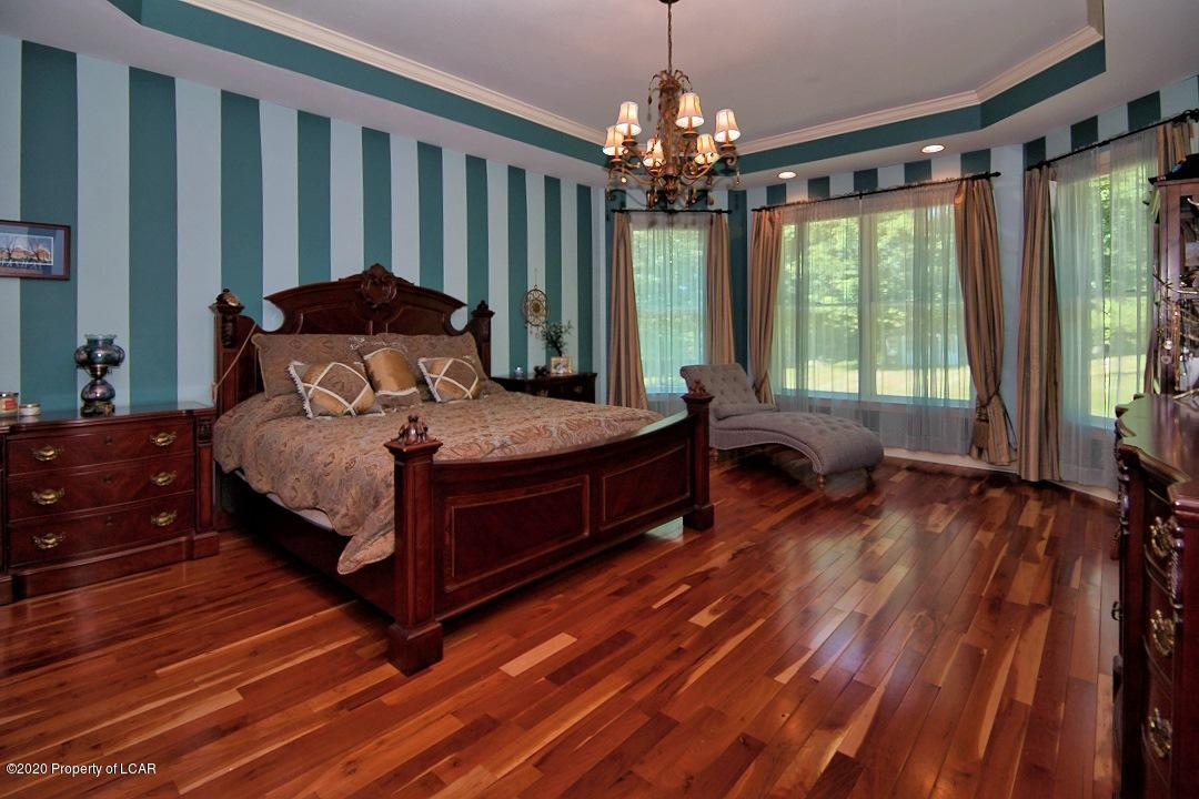 Timber Grove Master Bedroom