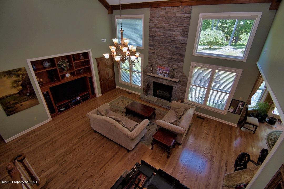 Timber Grove Family Room