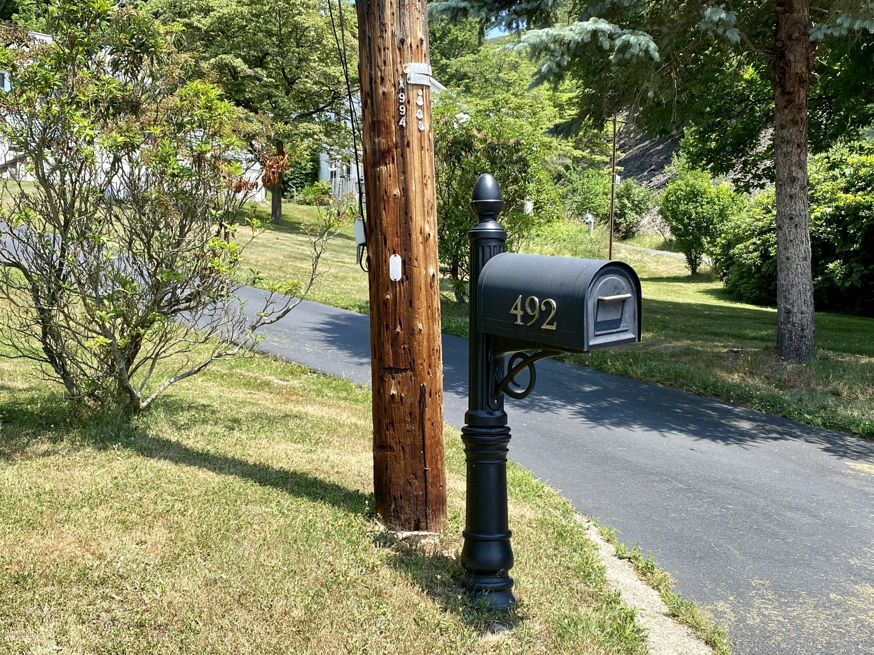 look for this mailbox