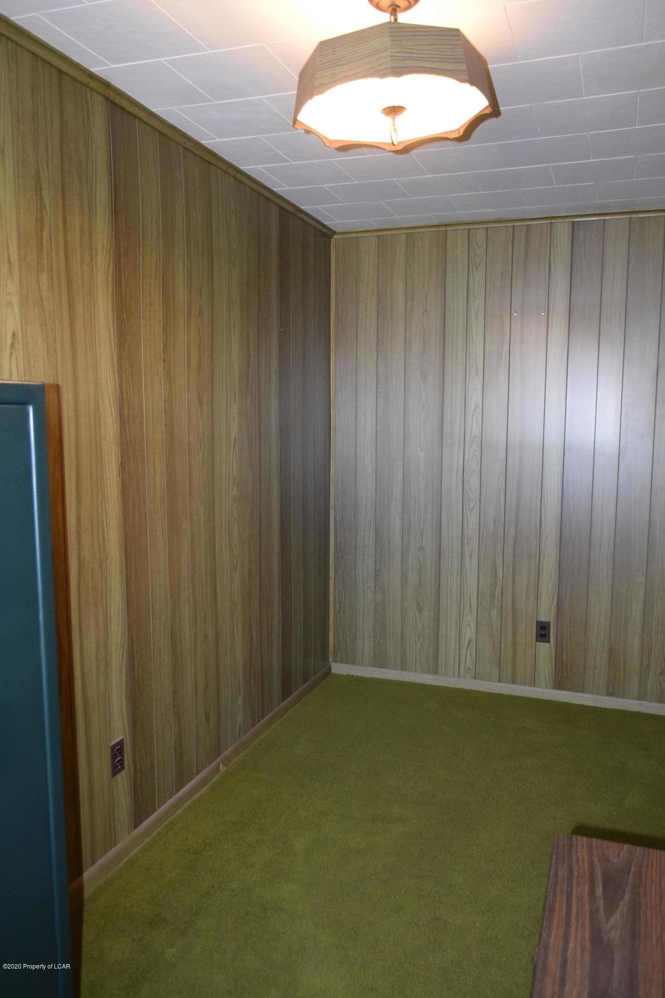 Upper level office or bedroom