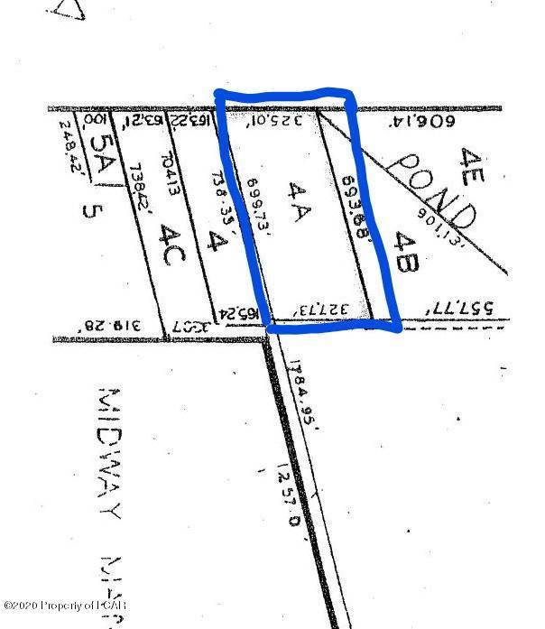 324 Howell Plot Map