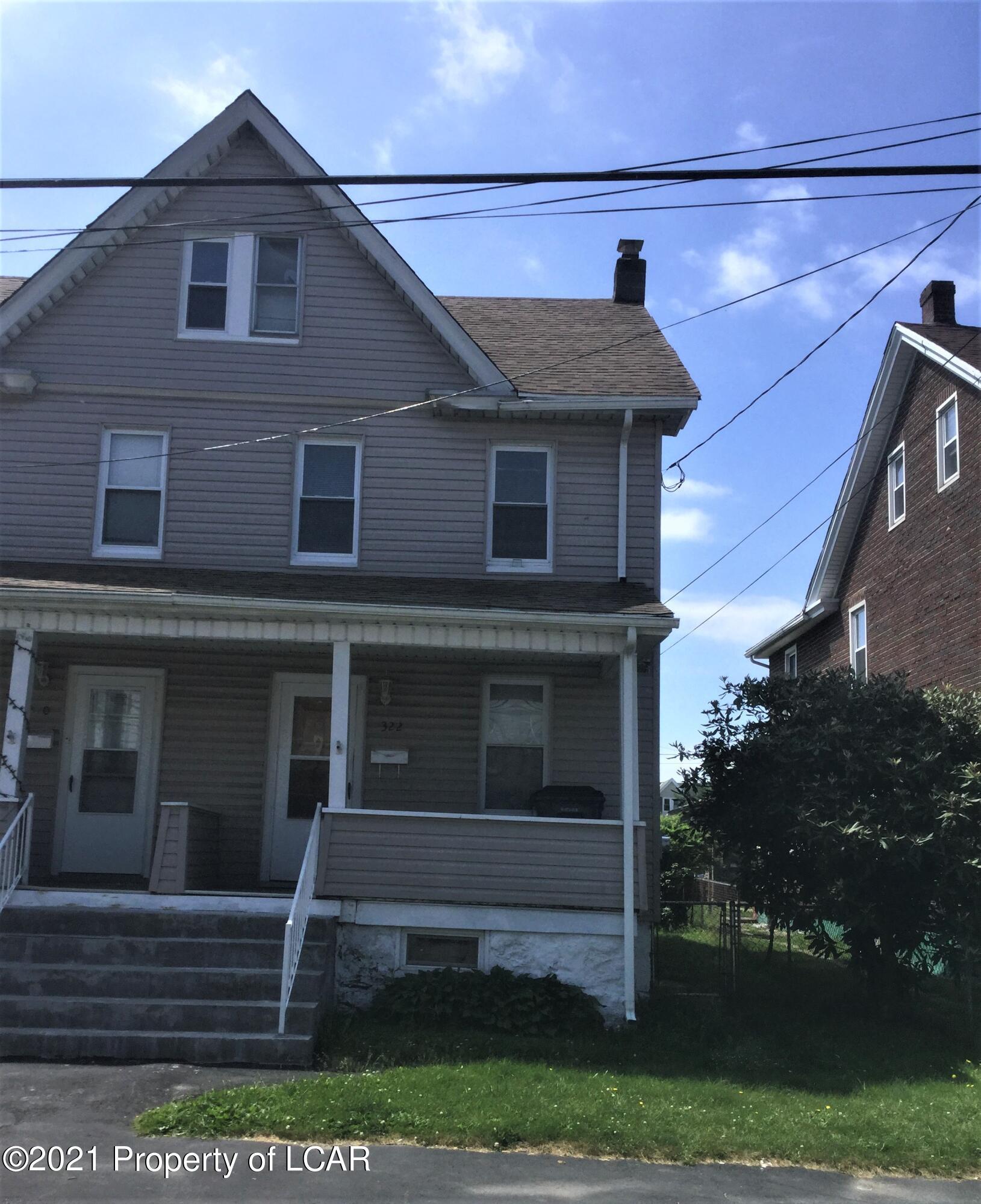 322 W Green Street West Hazleton