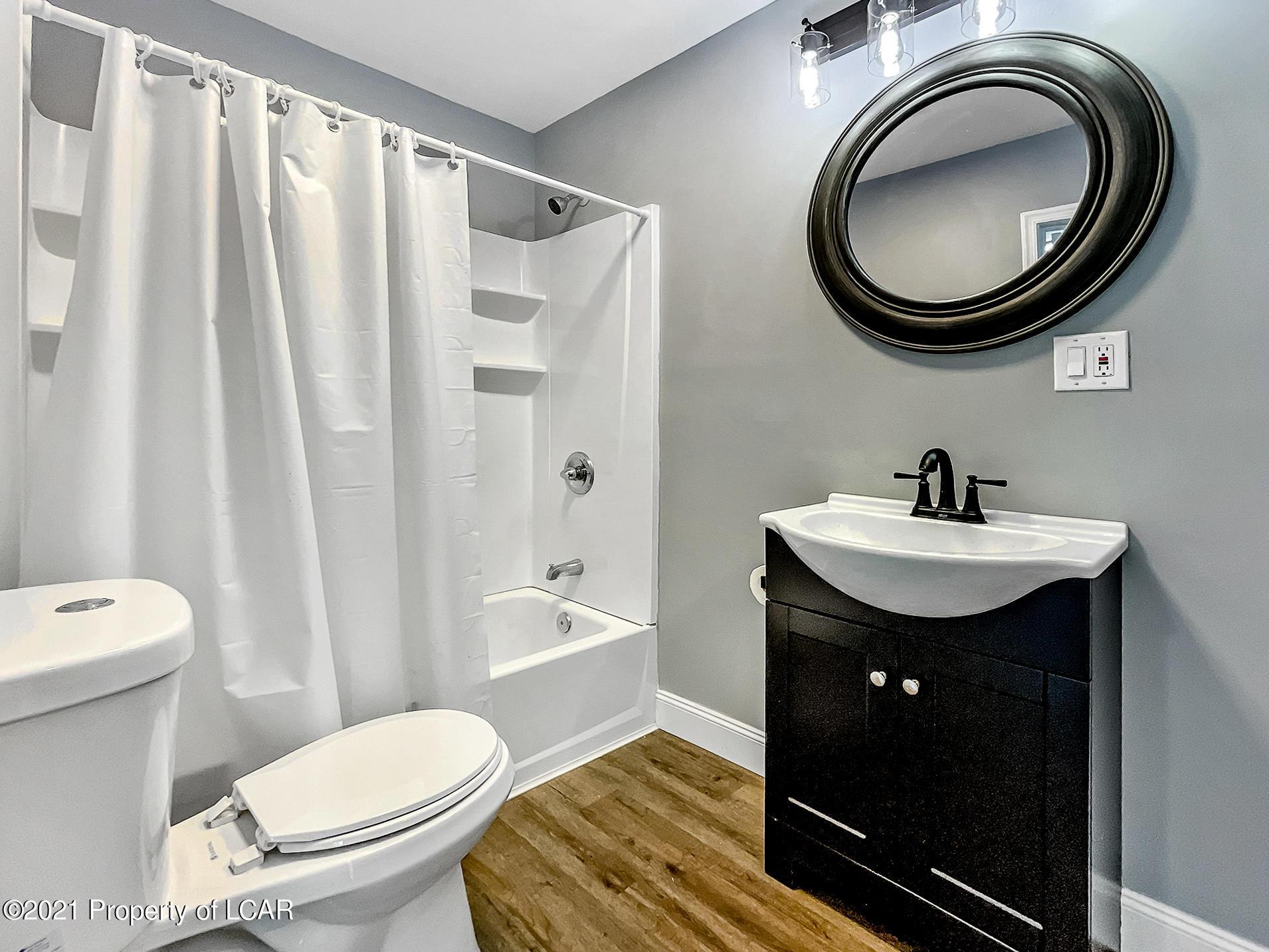 Primary Bathroom 1st Floor