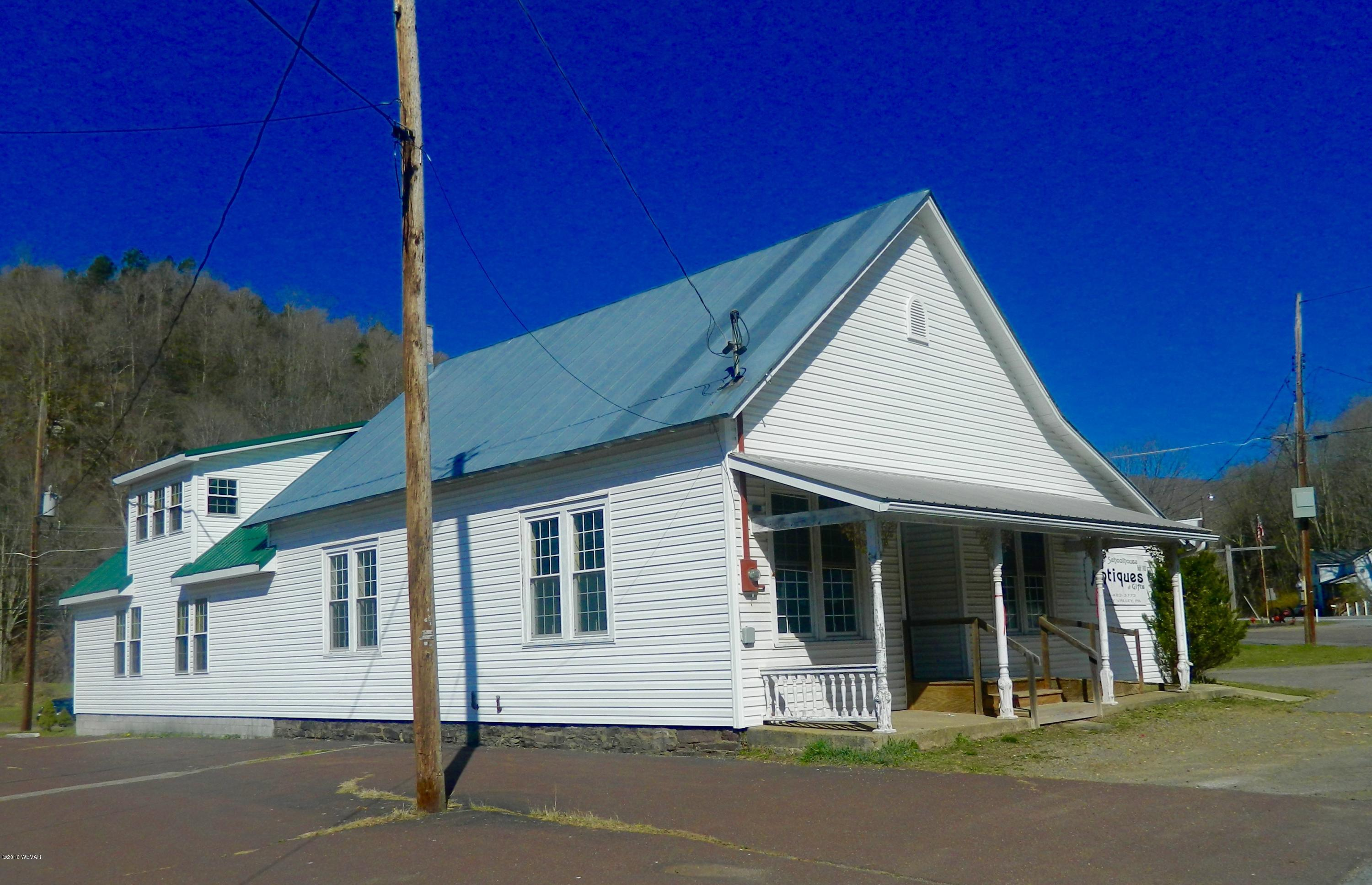 11979 ROUTE 42 HIGHWAY,Muncy Valley,PA 17758,1 BathroomBathrooms,Commercial sales,ROUTE 42,WB-77171