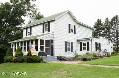 607 ROSNER ROAD,Roaring Branch,PA 17765,3 Bedrooms Bedrooms,2 BathroomsBathrooms,Farm,ROSNER,WB-77916