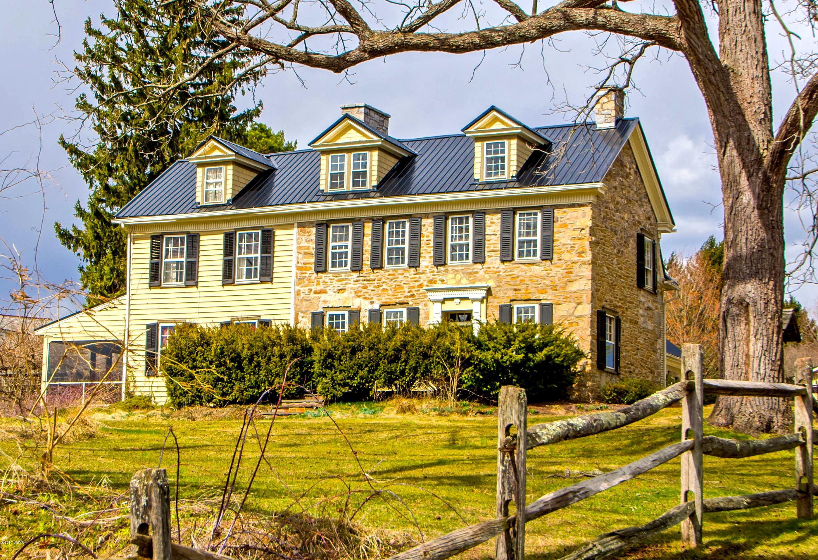 1596 POND ROAD,Muncy,PA 17756,5 Bedrooms Bedrooms,4 BathroomsBathrooms,Residential,POND,WB-80107