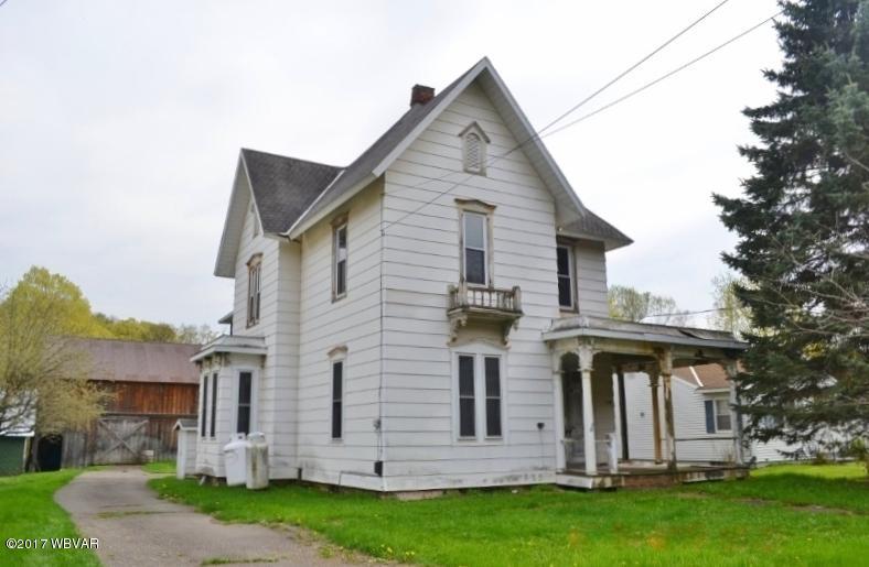 108 CARPENTER STREET,Dushore,PA 18614,4 Bedrooms Bedrooms,2 BathroomsBathrooms,Residential,CARPENTER,WB-80595