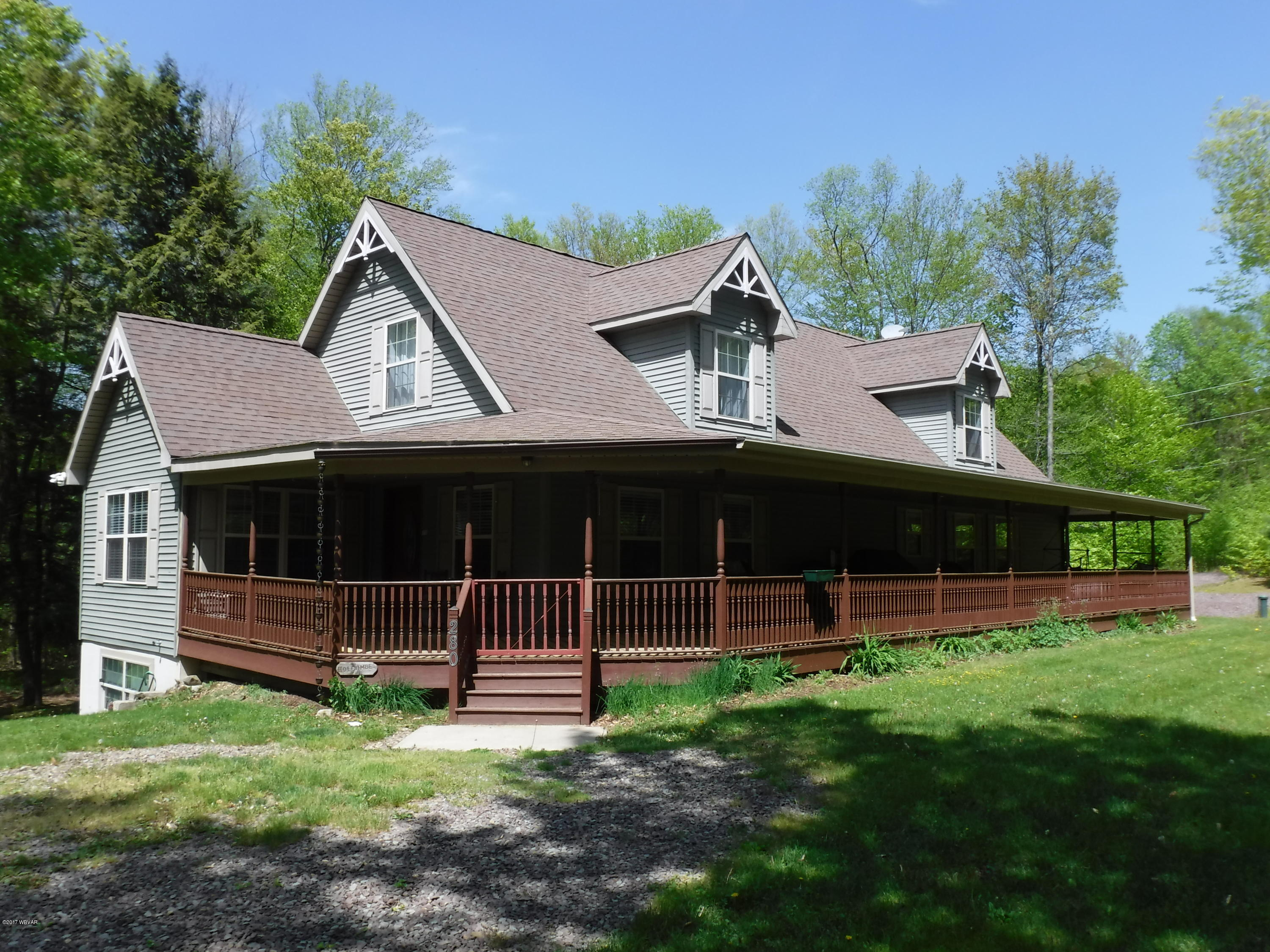 280 GROUSE WOODS DRIVE,Laporte,PA 18626,3 Bedrooms Bedrooms,4 BathroomsBathrooms,Residential,GROUSE WOODS,WB-79941