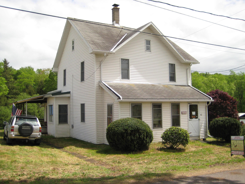 87 JACKSON STREET,Mildred,PA 18632,4 Bedrooms Bedrooms,1 BathroomBathrooms,Residential,JACKSON,WB-80940
