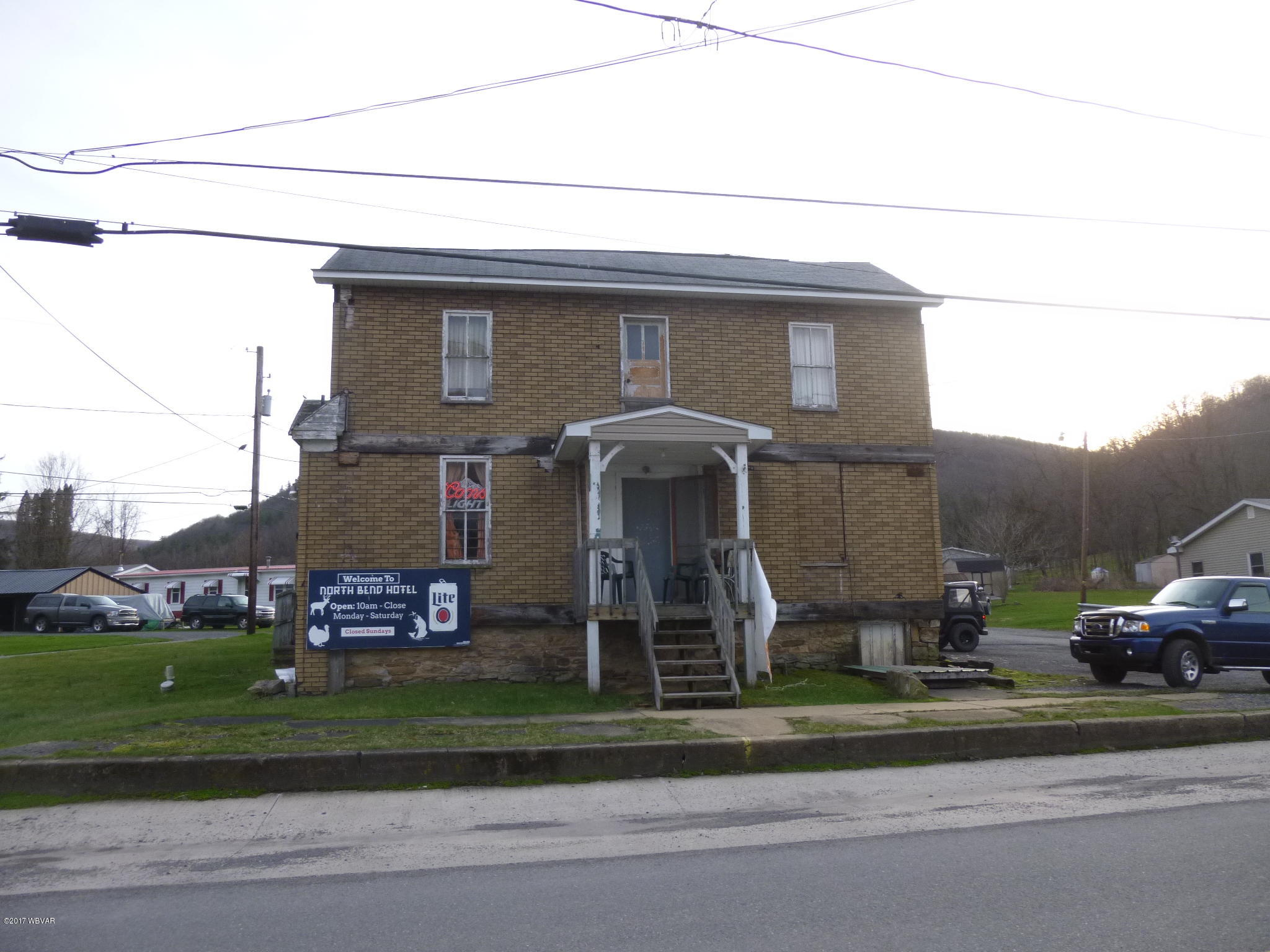 233 MAIN STREET,North Bend,PA 17760,4 BathroomsBathrooms,Commercial sales,MAIN,WB-81577