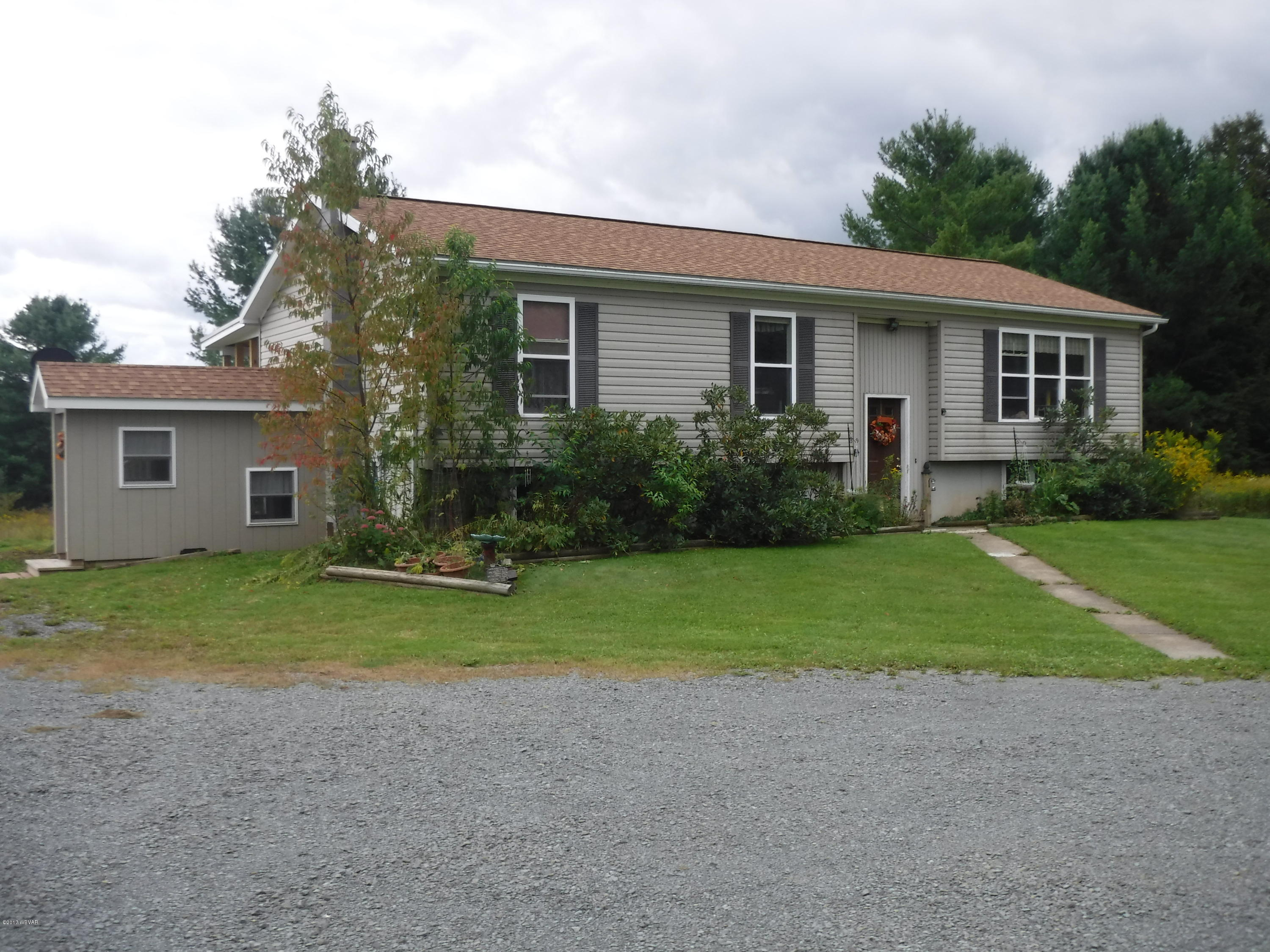 836 ROUTE 4007 ROAD,Forksville,PA 18616,4 Bedrooms Bedrooms,1 BathroomBathrooms,Residential,ROUTE 4007,WB-81986