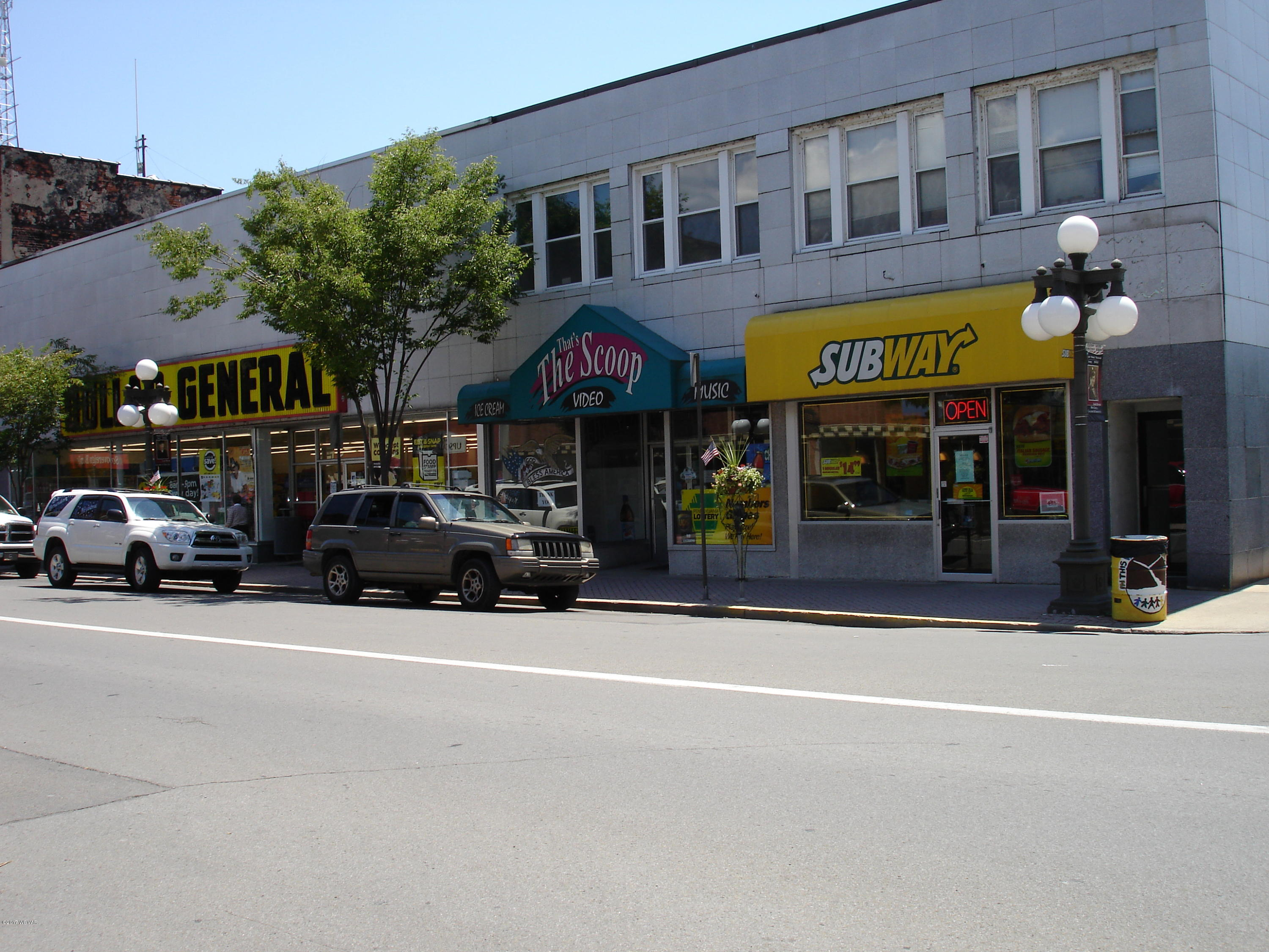 14 MAIN STREET,Lock Haven,PA 17745,1 BathroomBathrooms,Comm/ind lease,MAIN,WB-82547