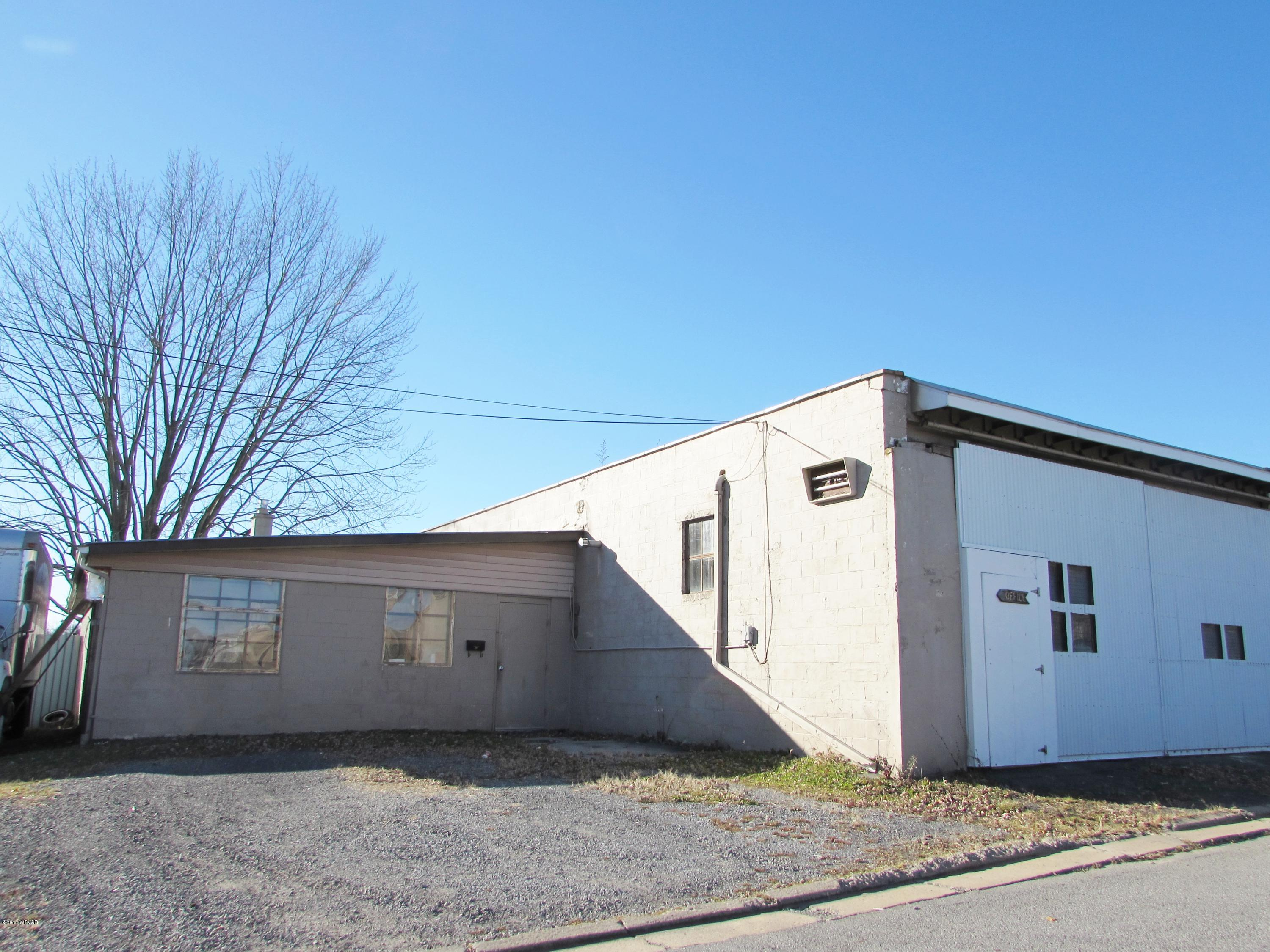 342 3RD AVENUE,Lock Haven,PA 17745,1 BathroomBathrooms,Commercial sales,3RD,WB-82671
