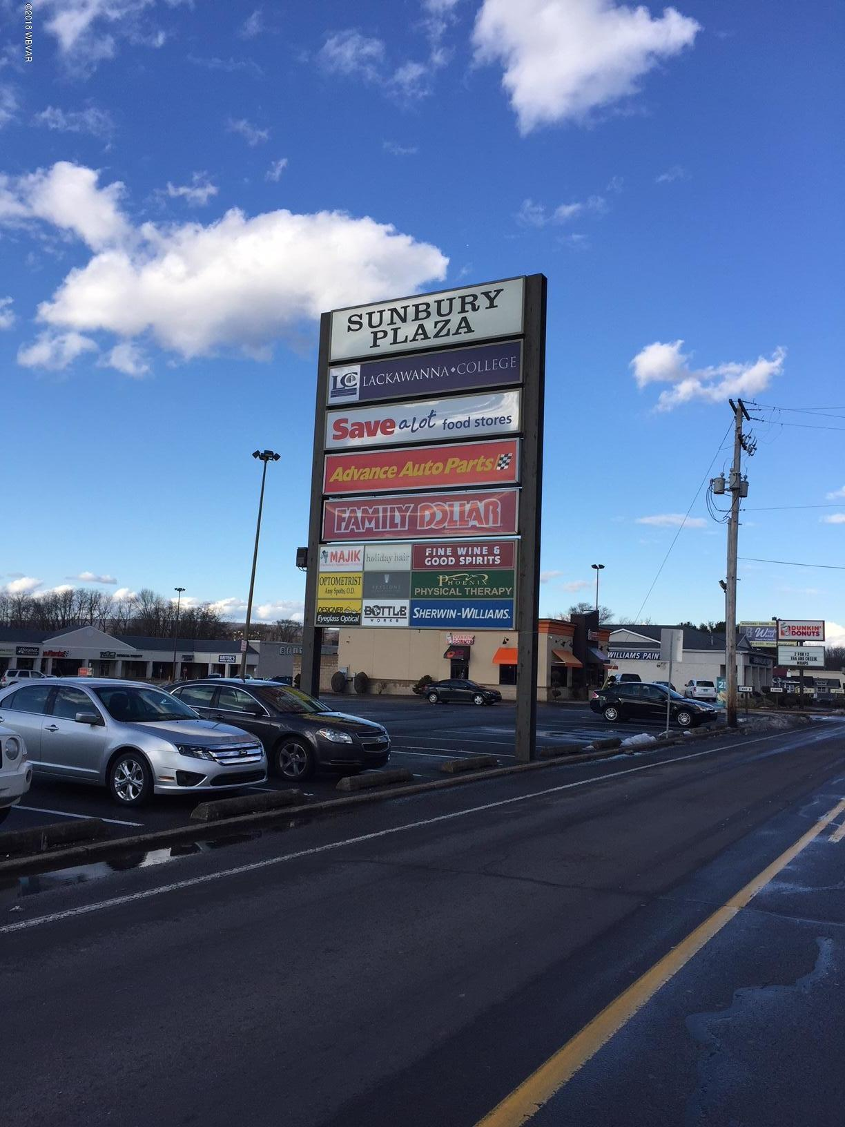 1125 4TH STREET, Sunbury, PA 17801, ,1 BathroomBathrooms,Comm/ind lease,For sale,4TH,WB-83365