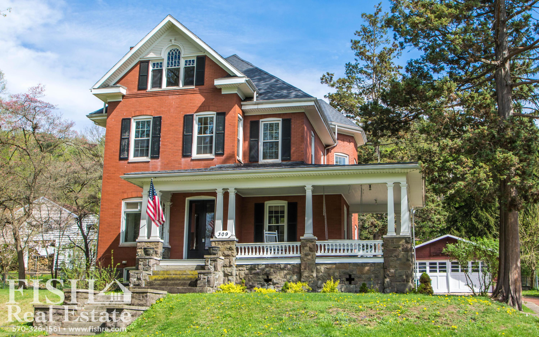 309 GRAMPIAN BOULEVARD,Williamsport,PA 17701,4 Bedrooms Bedrooms,5 BathroomsBathrooms,Residential,GRAMPIAN,WB-84021